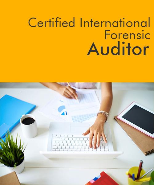 CIFA (Certified International Forensic Auditor)