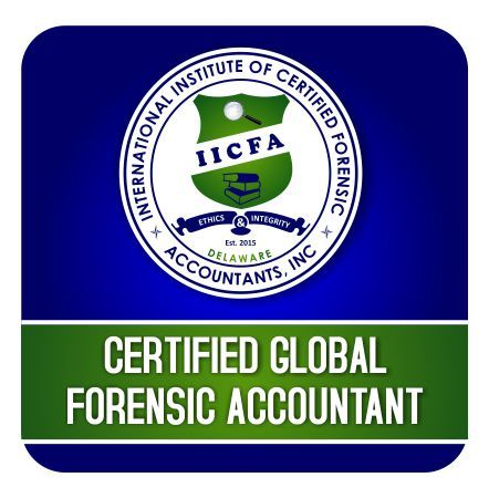 CERTIFIED GLOBAL FORENSIC ACCOUNTANT