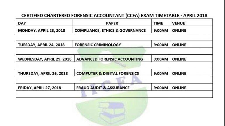 CCFA April Exam Schedule-1